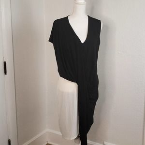 Spirit of Grace women's Dress Black and White XL